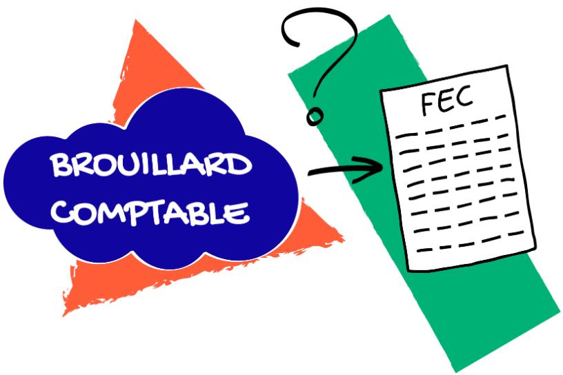 Peut-on utiliser le brouillard comptable pour extraire son FEC ?