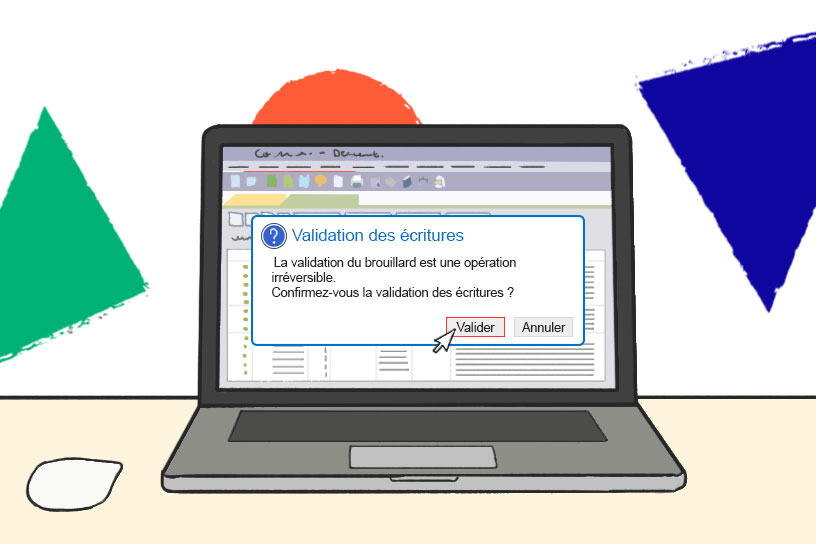 FEC Utiliser le brouillard comptable pour sécuriser le cabinet - MasterFEC