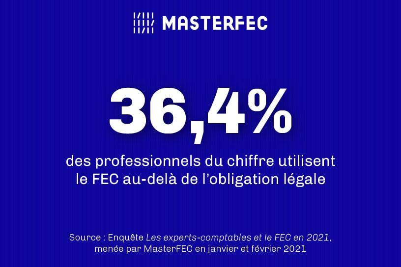 Enquête nationale : le FEC dans la profession comptable en 2021 - MasterFEC