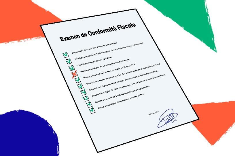 Les professionnels du chiffre et l'Examen de conformité fiscale - MasterFEC