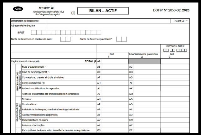 Savez-vous comment est constituée votre liasse fiscale - MasterFEC